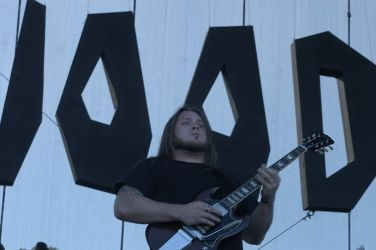 Coheed and Cambria's Travis Stever