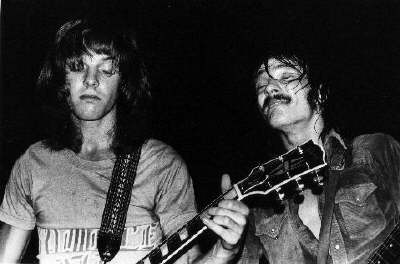 Peter Frampton and Steve Marriott