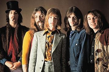 Savoy Brown, circa 1969: Chris Youlden, Roger Earl, Kim Simmonds, Lonesome Dave Preverett, Tony Stephens