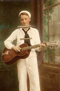 A Young Les Paul