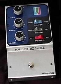 Musitronics's Mu-Tron III