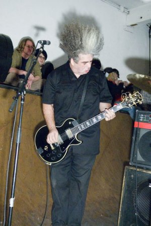 The Melvins' King Buzzo