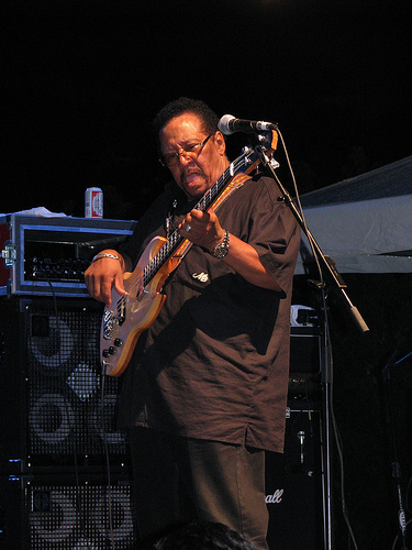 This Week We Revisit A 2008 Interview With Jimi Hendrix Sideman Billy Cox