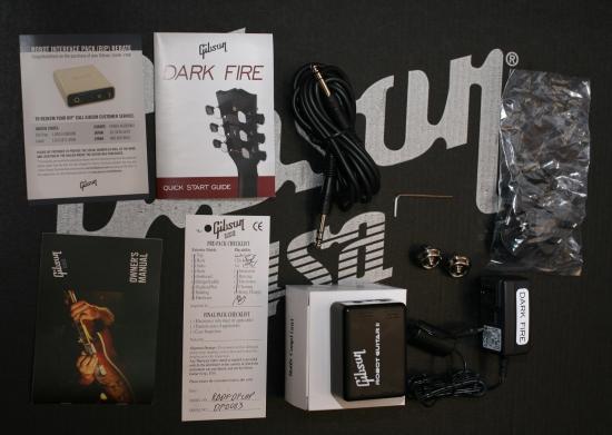 a message from gibson about dark fire rh gibson com Gibson Blueshawk Gibson Corvus