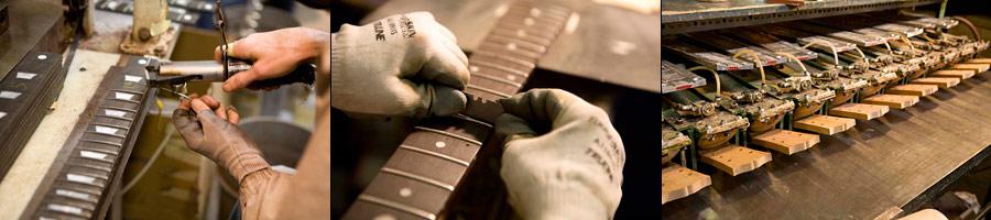 Gibson USA Frets