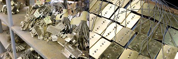 Gibson USA - Pickup-Parts