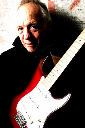 Forty years ago Robin Trower discovered enlightenment. Its name was Jimi Hendrix.