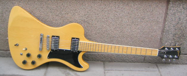 Gibson's 5 Freakiest Guitar Designs of the '70s and '80s