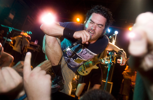 NOFX's Fat Mike