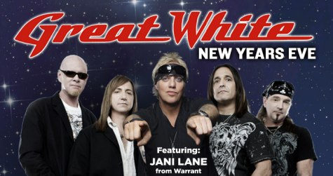 Jani Lane has 'Great' Time with Old Pals