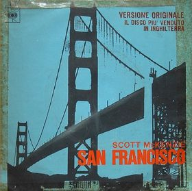 Scott Mckenzie Singer Of San Francisco Be Sure To Wear Flowers In Your Hair Died On Saturday At The Age Of 73