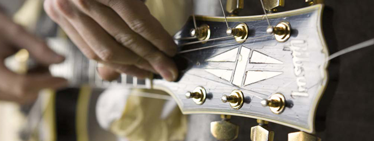 Don't kill that guitar: Dealing with hard-to-tune instruments - by Roger Fritz