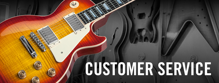 Gibson Customer Service/Support