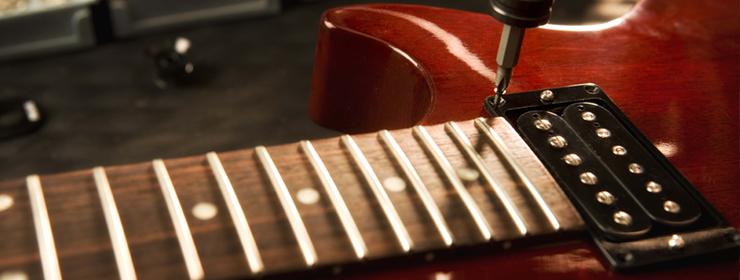 Swapping Sounds: Pickup Replacement by Roger Fritz