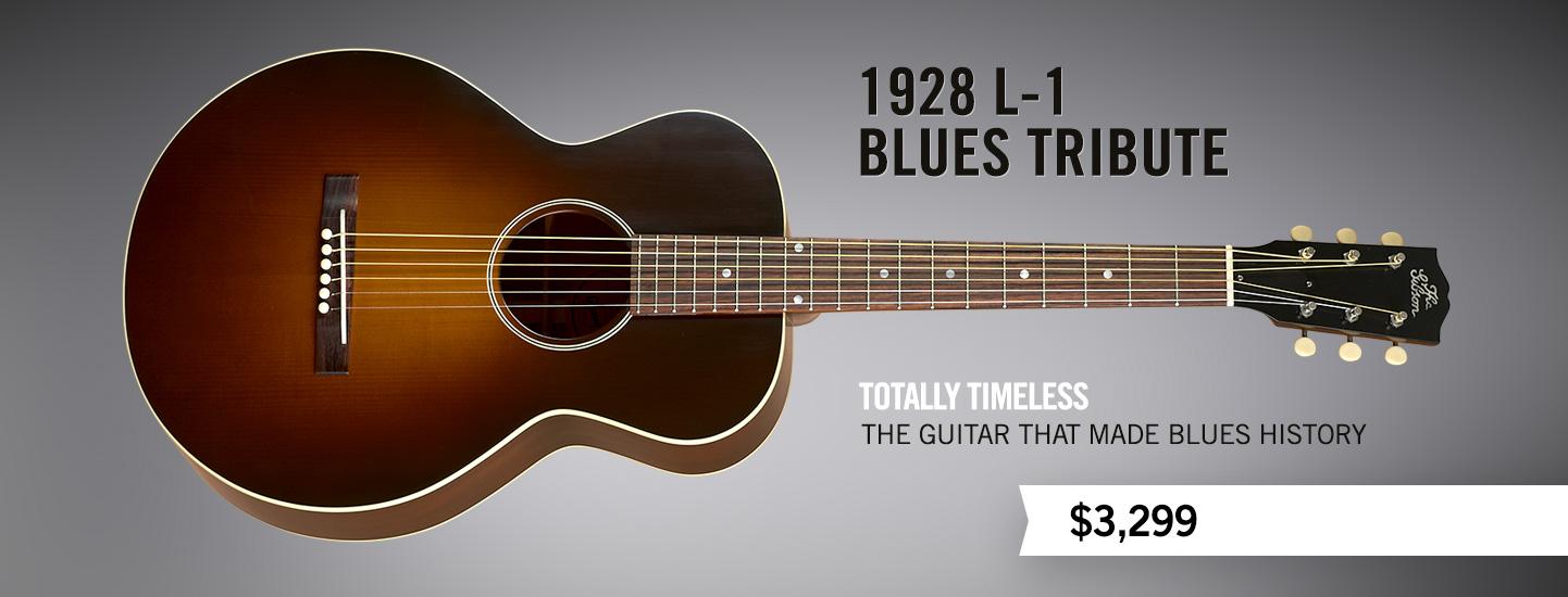1928 L-1 Blues Tribute