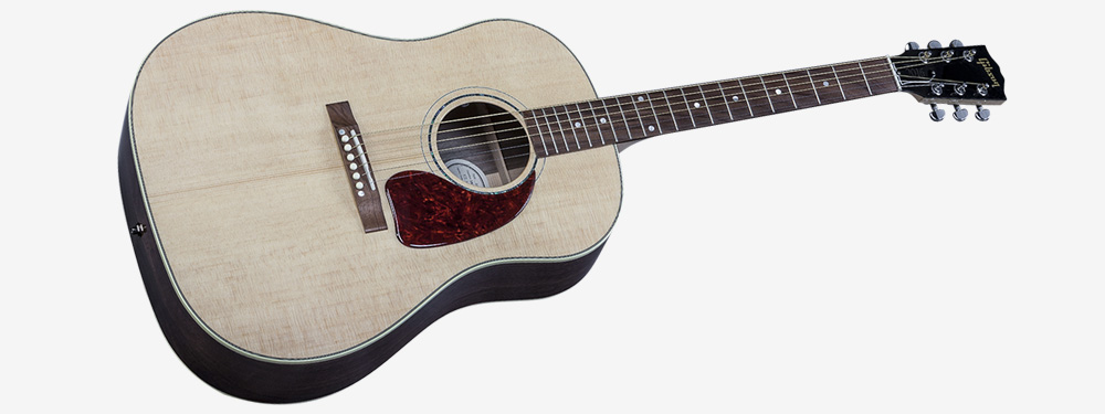 Acoustic Guitars Shop For Cheap Gibson J-15 An antique Natural