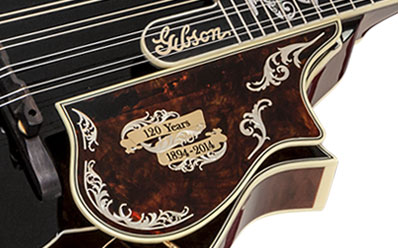 Gibson: 120th Anniversary Mandolin Set
