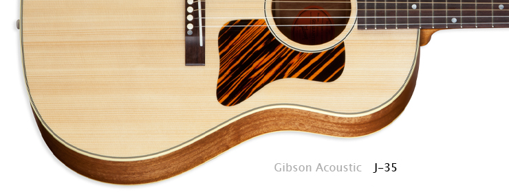 Gibson Acoustic - J-35