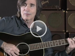 Gibson Acoustic - Jackson Browne Signature