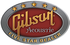 Gibson Acoustic 5-Star Dealers