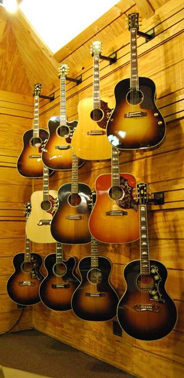 gibson guitar chuck levin 39 s washington music center gibson acoustic five star dealer. Black Bedroom Furniture Sets. Home Design Ideas
