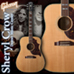 Gibson 5-Star Dealer - Dexter Music Center - Sheryl Crow Southern Jumbo