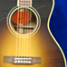 Gibson 5-Star Dealer - E. M. Shorts, a division of Wichita Band - Keb' Mo' Bluesmaster