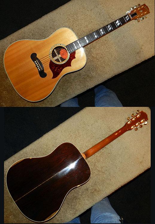 gibson guitar guitar showcase gibson acoustic five star dealer. Black Bedroom Furniture Sets. Home Design Ideas