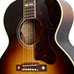 Guitar Village - J-185 Quilt Vintage Sunburst