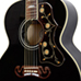 Guitar Village - J-200 Studio - Ebony