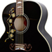 Guitar Village - J-200 Studio - Left-Handed - Ebony