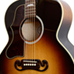 Guitar Village - J-200 Studio - Left-Handed - Vintage Sunburst