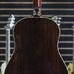 Martin Music - Gibson 5-Star Dealer - Adv Jumbo Elite Amberburst LTD Back