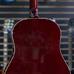 Martin Music - Gibson 5-Star Dealer - J-45 Wine Red LTD Back