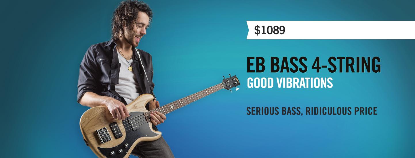 EB Bass 4 String