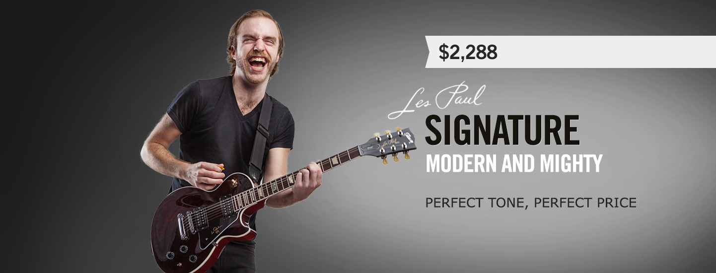 Les Paul Signature