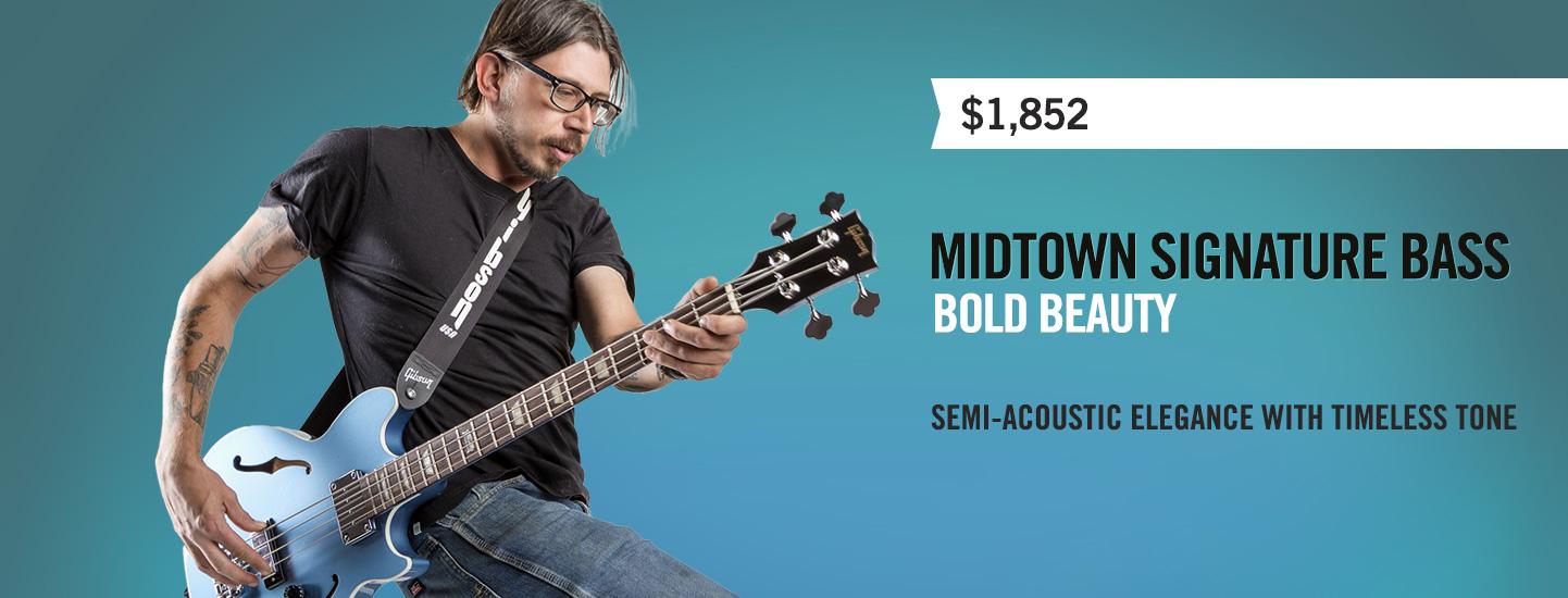 Midtown Signature Bass