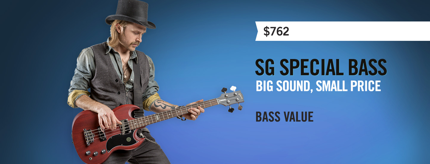 SG Special Bass
