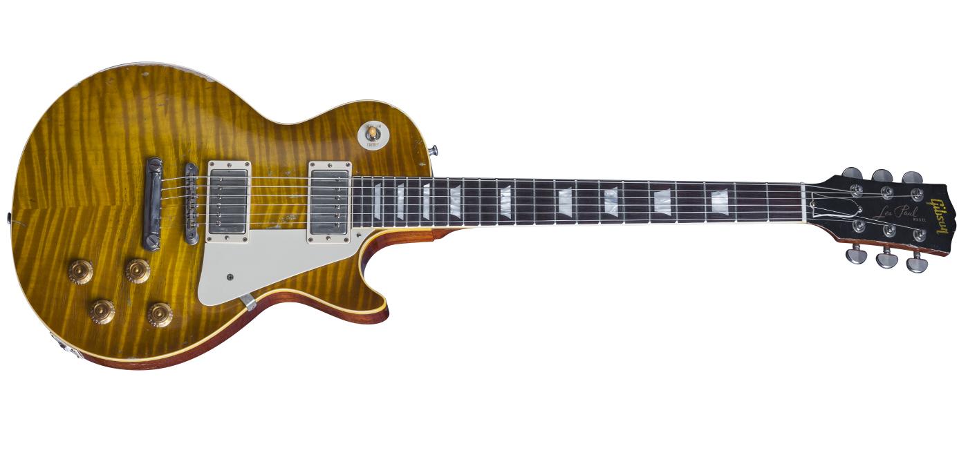 Gibson Custom. Starting At $9,699