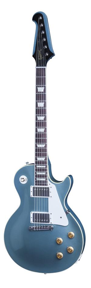 LPJBBBSAPBNH1 CALLOUT HERO - 2015 Gibson Custom Shop Bonamassa Bonabyrd Pelham Blue Hand Signed #91