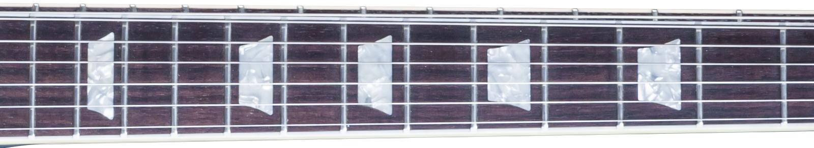 LPJBBBSAPBNH1 NECK SIDE - 2015 Gibson Custom Shop Bonamassa Bonabyrd Pelham Blue Hand Signed #91