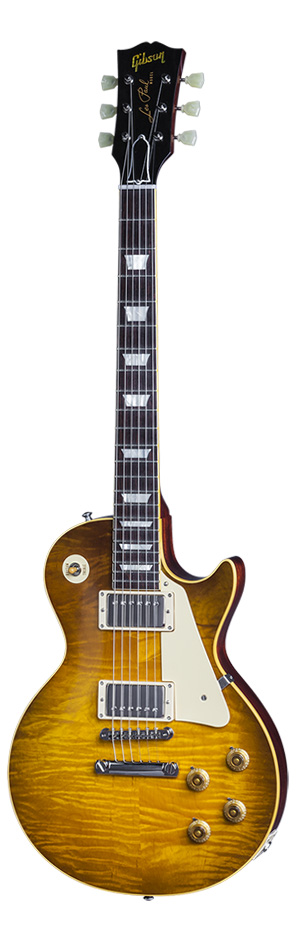 Vintage Lemon Burst