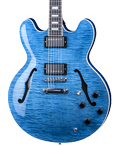 ES-335 Figured Indigo Blue