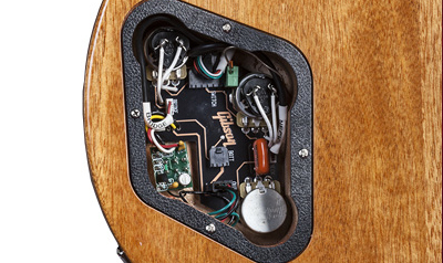 Les Paul Double Cut Wiring Diagram : Gibson les paul deluxe