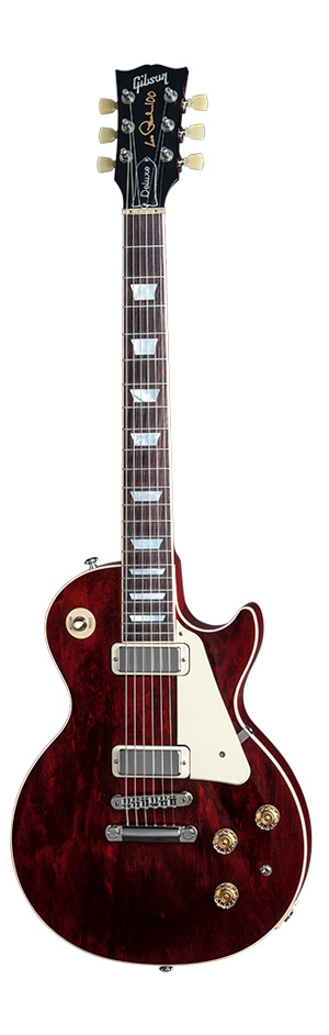 Gibson les paul deluxe 2015 wine red swarovskicordoba Images