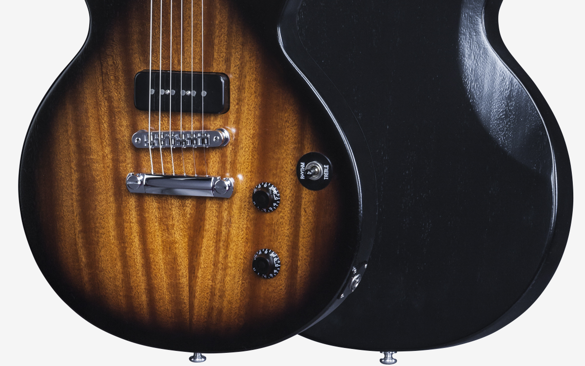 Les Paul Junior Single Coil Limited Ug Community Gibson Pickup Wiring No Color Code Lpjsc16svnh1 Body Front Back