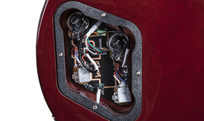 Les Paul Double Cut Wiring Diagram : Gibson les paul standard