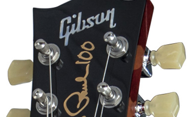Gibson sg standard 2015 les pauls 100th anniversary gibson is proud to honor the creative genius who not only invented the most iconic guitar ever but pioneered home and freerunsca Images