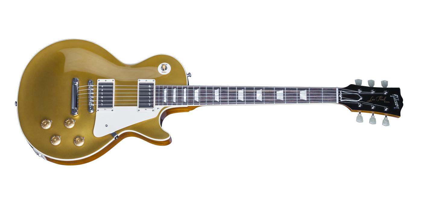 Standard Historic 1957 Les Paul Goldtop. A Classic Goldtop With Standard  Historic Specifications. Gibson Custom. $5,199