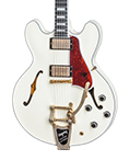 ES-355 Classic White Bigsby VOS